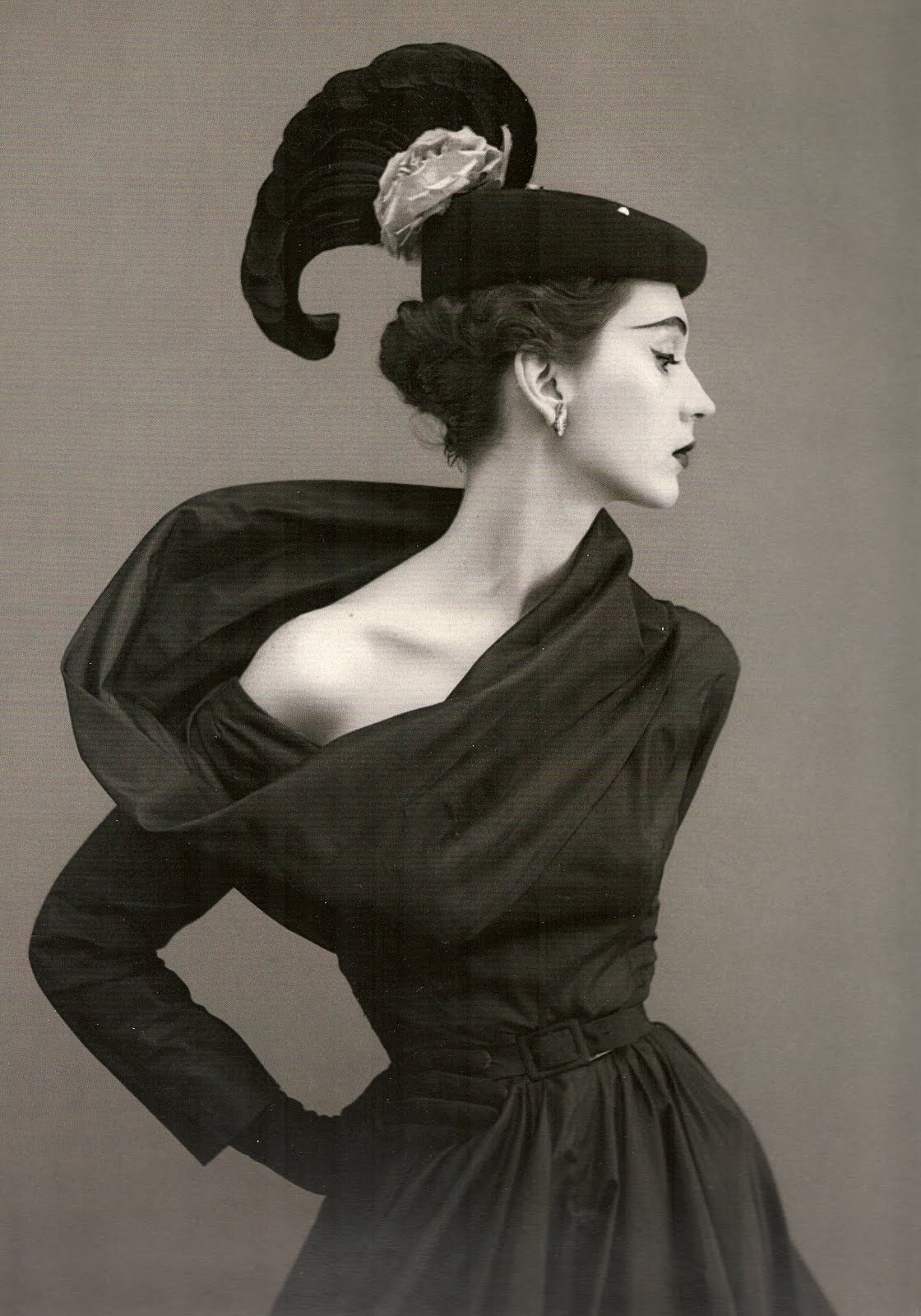 1950S Fashion - Hat