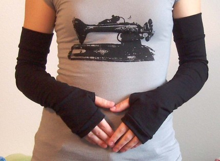 Arm Warmers The Latest Fashion Trend And How To Make Your Own